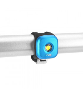 KNOG BLINDER 1 FRONT LIGHT (BLUE)