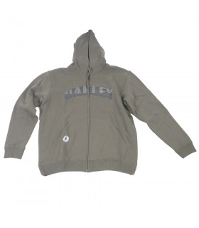 SUDADERA OAKLEY THE POINT (OLIVA)