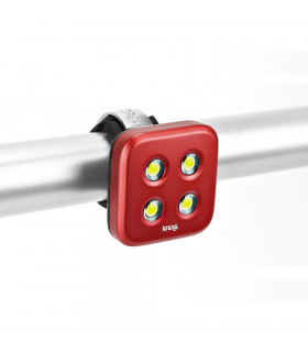 KNOG BLINDER 4 FRONT LIGHT (RED)