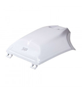 GAS TANK COVER BLANCO