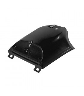 GAS TANK COVER NEGRO