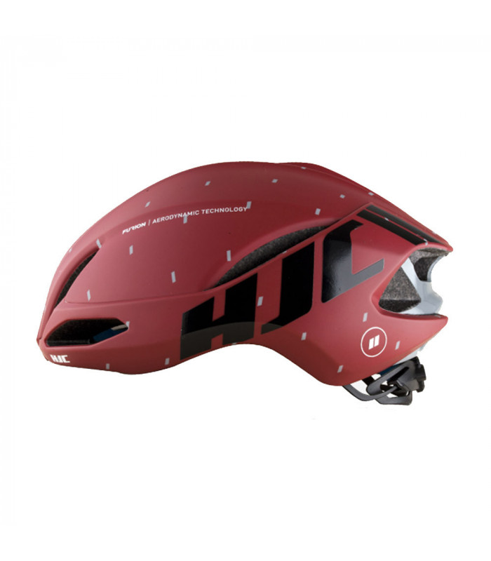 CASCO HJC FURION PATTERN RED
