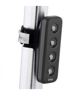 KNOG BLINDER 4V REAR LIGHT (BLACK)