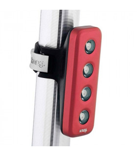 KNOG BLINDER 4V REAR LIGHT (RED)