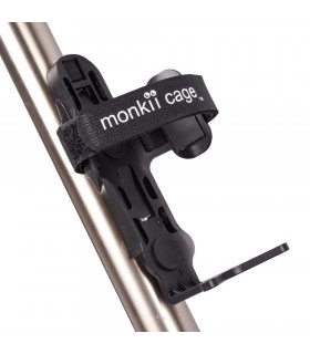 PORTA BOTELLAS AJUSTABLE DOMO MONKII CAGE V (BLACK)
