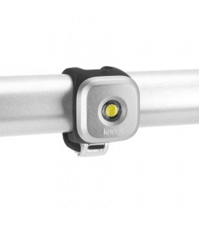 KNOG BLINDER 1 FRONT LIGHT (SILVER)