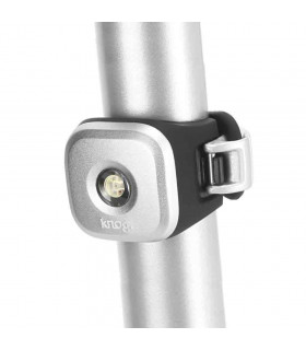 KNOG BLINDER 1 REAR LIGHT (SILVER)