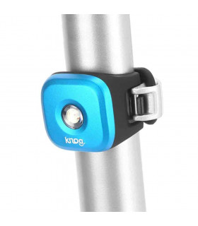 KNOG BLINDER 1 REAR LIGHT (BLUE)