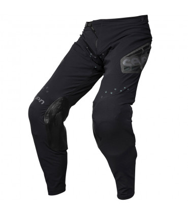 PANTALÓN SEVEN ZERO RAIDER (BLACK/AQUA LIGHT)