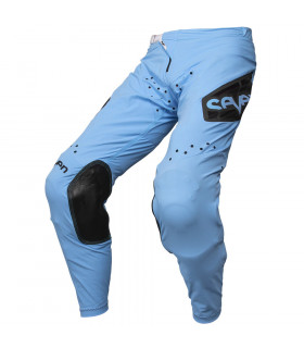 PANTALON MX ZERO RAIDER BLUE.