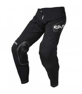 PANTALON MX ZERO STAPLE BLACK.
