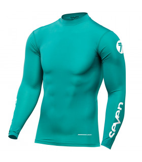 CAMISETA COMPRESSION ZERO AQUA LITE.