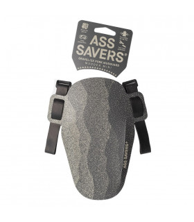 "ASSAVERS FRONT  BICI MUDDER MINI ""THE TOUR"" GREY   GRAVEL"