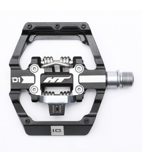 HT D1 DUO PEDALS (BLACK)