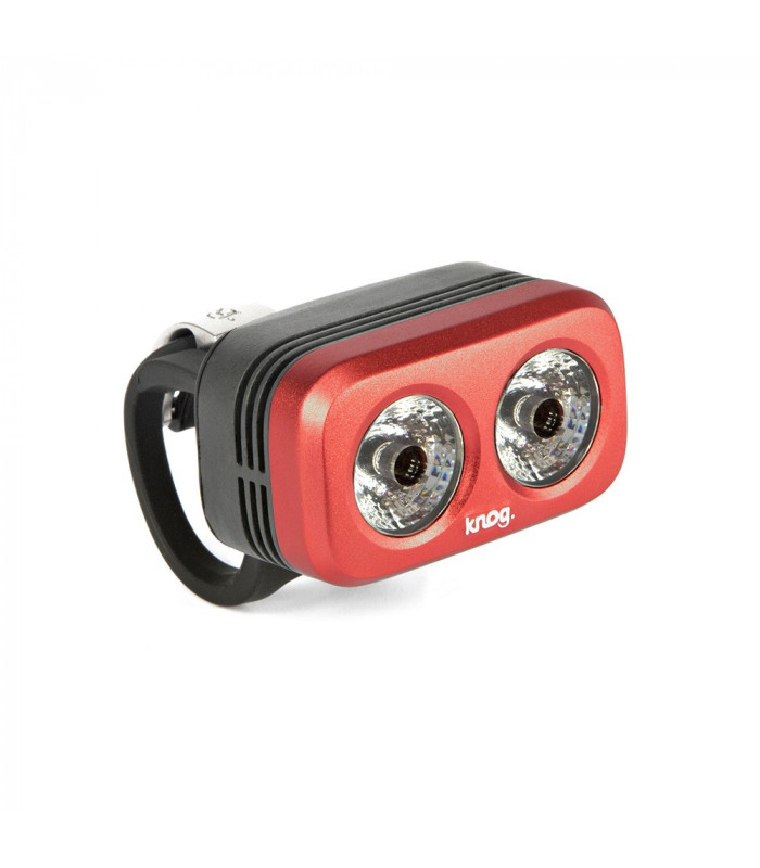 KNOG BLINDER ROAD 2 FRONT LIGHT (RED)