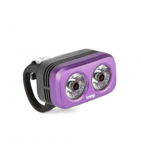 KNOG BLINDER ROAD 2 FRONT LIGHT (GRAPE)