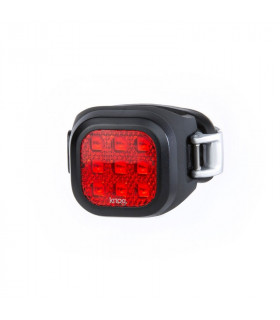 KNOG BLINDER MINI NINER REAR LIGHT (BLACK)