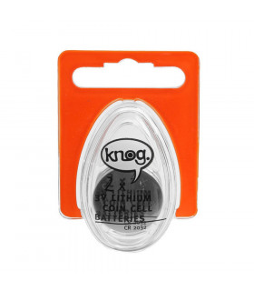 KNOG COIN CELL BATTERY PACK  (2)