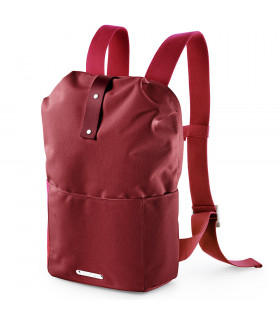 MOCHILA BROOKS DALSTON SMALL RED FLECK