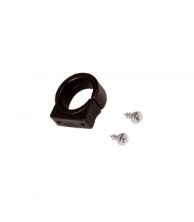 UNIVERSAL FAIRLEAD RING -SCREWS INCLUDED BLACK