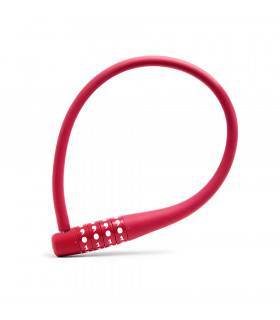 CANDADO KNOG PARTY COMBO (ROJO)