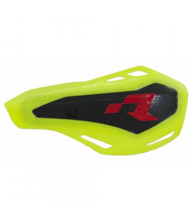 RTECH HP1 HANDGUARDS WITH MOUNTING KIT (NEON YELLOW)