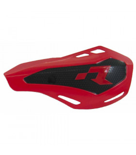 RTECH HP1 HANDGUARDS WITH MOUNTING KIT (RED)