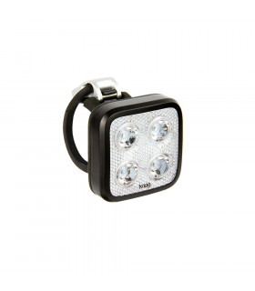 LUZ DELANTERA KNOG BLINDER MOB FOUR EYES (NEGRA)