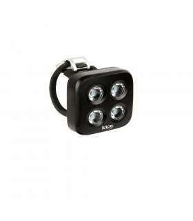 LUZ DELANTERA KNOG BLINDER MOB THE FACE (NEGRA)