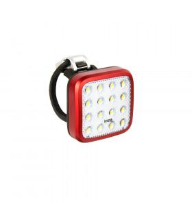 KNOG BLINDER MOB KID GRID FRONT LIGHT (RED)