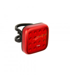 KNOG BLINDER MOB KID GRID REAR LIGHT (RED)