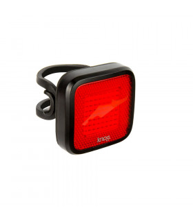 KNOG BLINDER MOB MR CHIPS REAR LIGHT (BLACK)