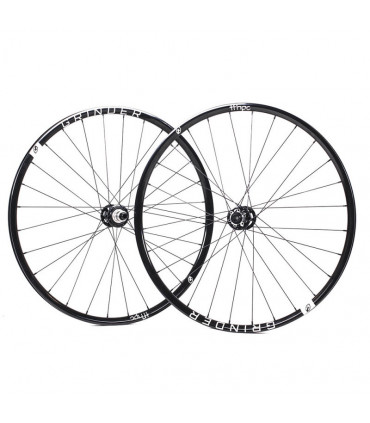 "TFHPC GRINDER TUBELESS DISC 27'5""/650B WHEELS SET (15x100/12x142 XD)"
