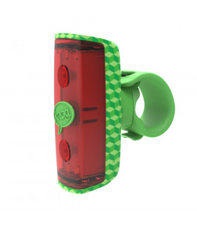 KNOG POP R REAR LIGHT (GREEN)