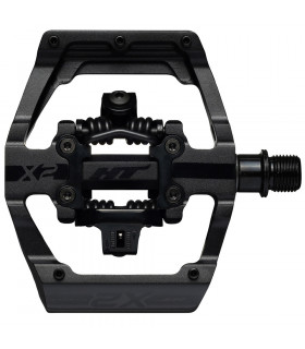 PEDALES DESCENSO HT X2 (STEALTH BLACK)