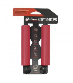 TFHPC V2 SOFT GRIPS (RED)