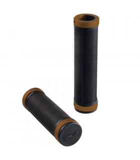 PUÑOS COMFORT CAMBIUM 100/100mm BLACK/ORANGE
