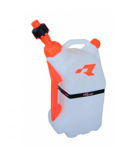 RTECH R15 QUICK FILL SYSTEM GAS CAN (ORANGE)