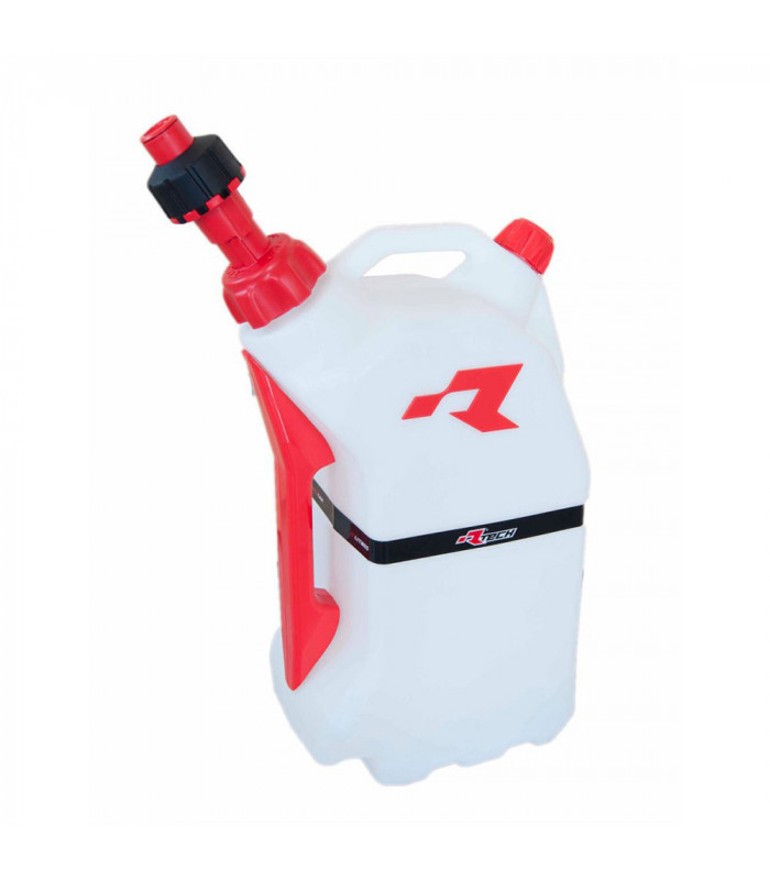 """GAS CAN RTECH 15LT. """"QUICK FILL"""" ROJO"""