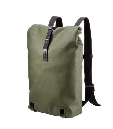 BROOKS PICKWICK COTTON CANVAS 12L BACKPACK (BASIL FOREST)