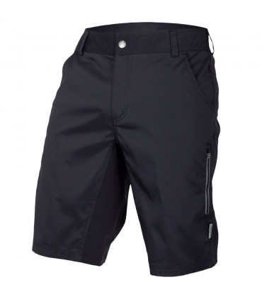 CLUB RIDE FUZE SHORT WITH LINER (RAVEN SOLID)