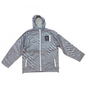 ONE INDUSTRIES HURRICANE WINDBREAKER JACKET (GREY)
