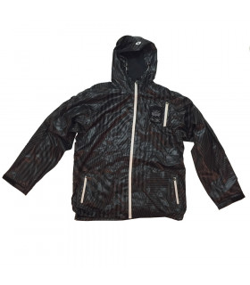 ONE INDUSTRIES HURRICANE WINDBREAKER JACKET (BLACK)