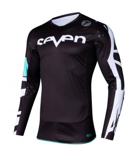 SEVEN RIVAL TROOPER 2 JERSEY (BLACK)