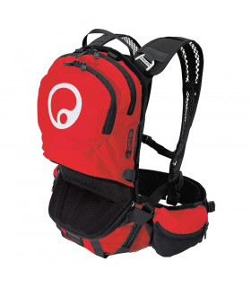 ERGON BE2 ENDURO BACKPACK (RED/BLACK)