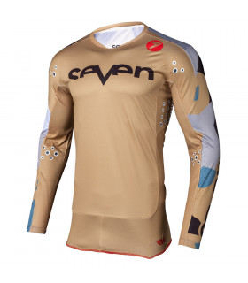 SEVEN RIVAL TROOPER 2 JERSEY (SAND)