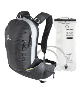 ERGON BX2 BACKPACK WITH  HIDRATATION BH300 SYSTEM