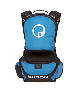 ERGON BE1 ENDURO BACKPACK (BLUE/BLACK)