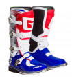 GAERNE SG-10 BOOTS (WHITE-BLUE-RED)