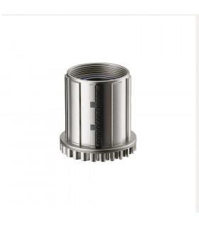 Nucleo buje cassete Shimano 24z 17 mm